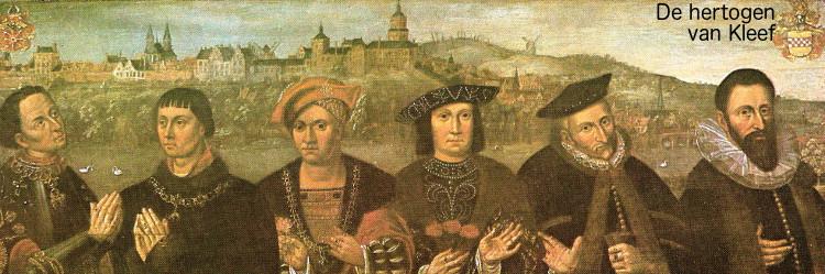 hertogen van Klef